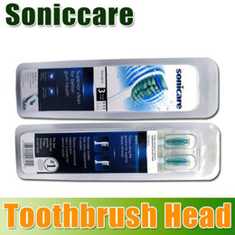 Wholesale Hot Packs Shipping Wholesale - hot Sonicare Toothbrush Head packaging electric ultrasonic Replacement Heads For Phili Sonicare ProResults HX6013 3ps pack DHL free shipping