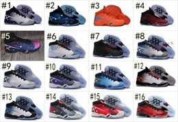 Wholesale Cheap Training Tables - 2016 Fashion Cheap Sale Retro 30 Basketball Shoes Top Quality 30s XXX Men Zapatillas Airs Sports Training Sneakers Size 40-46