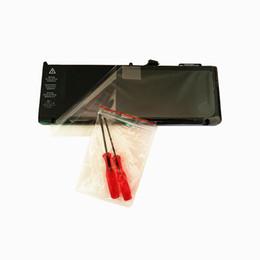 "Wholesale Li Ion China - Original Li-ion Battery 10.95V-77.5WH A1382 Battery For Macbook Pro Unibody 15"" A1286 2011 2012"