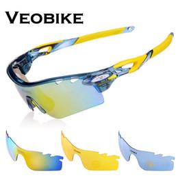 Wholesale Bike Frame Pink - New Arrival Upgrade Cycling Sports Eyewear Fashion Bicycle Sunglasses Men Women Riding Fishing Glasses Bike Free shipping