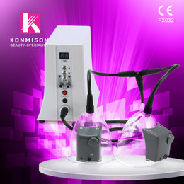 Wholesale Breast Pump Enhancer - Vacuum Massage Therapy Enlargement breast enlargement Pump Lifting Breast Enhancer Massager Bust Cup Body Shaping Beauty Machine