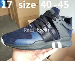 Wholesale Shoes 27 - 2018 new best EQT Support ADV Primeknit hot sale high quality running shoes for men and women sports shoes sneakers ,size us 5-11 27 colors