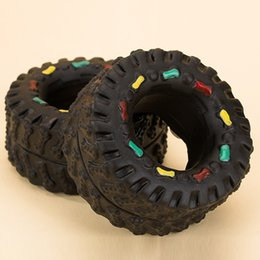 Wholesale Stretch Sound - The New Individual Package Tire Sound Toys Wear And Strong Big Stretch Pet Playmate Small Size Easy To Carry