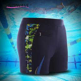 Wholesale Dry Suit Dive - Wholesale- 2016 Male Summer Sexy Boy Swimsuit Men Diving Sailing Quick Dry Beach Trunk Surfing Bathing Suit Swimwear Board Short Pants#