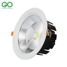 Wholesale Touch Wall Light Switch Glass - LED Ceiling Downlight Dimmable 7W 9W 12W 15W 20W 30W Recessed Spot Light Wall Down Lights 110V 120V 220V 230V 240V Indoor Lighting