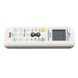 Wholesale Universal Lcd Remote Control - Wholesale-F06111 Universal Ac Air Conditioner Remote Control LCD