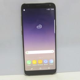Wholesale Hd Dual Sim - 5.8 Inch Full Screen Goophone S8 Quad Core MTK6580 Android 7.0 1280*720 HD 8MP 3G WCDMA Show 64GB 4GB Smartphone