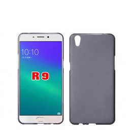Wholesale Wholesale Oppo Mobile - OPPO R9 R9S mobile phone sets fro Huawei p10 plus following cases silicone soft shell and shell pudding coloured drawing or pattern material