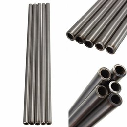 Wholesale Od Tools - New 1PC OD 8mm x 6mm ID 304 Stainless Steel Capillary Tube Length 250mm Resist High temperatures Easily Clean High quality