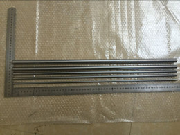 Wholesale Rails Shaft - Wholesale- Cylinder Liner Rail Linear Shaft Optical Axis OD 5mm 6mm 8mm 10mm 12mm 16mm 20mm x 600mm