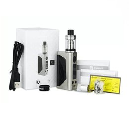 Wholesale Evic Best Mod - Authentic Joyetech eVic Primo 2.0 Kit 5ml UNIMAX 2 Atomizer BFL-1 0.25ohm Coil Best for BFL BFXL Heads Dual 18650 Batteries 228W vape mod