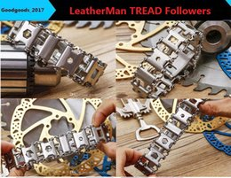 Wholesale LeatherMan TREAD Followers Creative Fashion Tools Bracelet Bracelet Wearing Equipment Outdoor EDC Tools M450