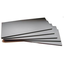 Wholesale Stamp Material - flash Stamp Pad 330x110x7mm 300*110*4mm Rubber Stamp Materials for Self inking Stamping Making