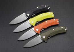 Wholesale Double Sided Material - OEM Lionsteel KUR Italy folding knife Special Sleipner Blade material Double-sided G10 handle material 60HRC High quality knife