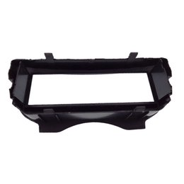 Wholesale Car Audio 1din - Interior Parts Fascias Car refitting dvd panel audio frame fascia for BYD F0 2012, 1DIN DVD frame black color