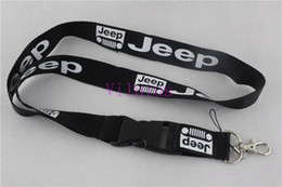 Wholesale Neck Lanyards Clasps - New 10Pc Popular Auto Logo Style mobile Phone Neck lanyard with Lobster Clasp Mobile phone Straps Keychain