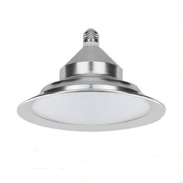 Wholesale Decorations For Shops - led high bay light E27 110V 220V 24W 36W 50W 5730 SMD pendant lamps indoor Outdoor lightings Decoration for School Shop Warehouse