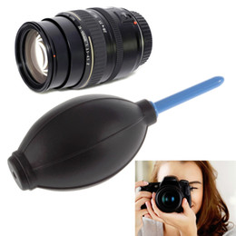 Wholesale Air Blower Pumps - Universal Dust Blower Cleaner Rubber Air Blower Pump Dust Cleaner DSLR Lens Cleaning Tool For SLR Camera Binocular Lens CCD
