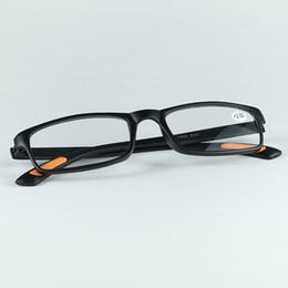 Argentina Nueva Moda Gafas Ópticas Oculos Super Lightweigh Gafas de Lectura Gafas de Lectura Marco Para Los Padres 20 unids HX8001 Suministro