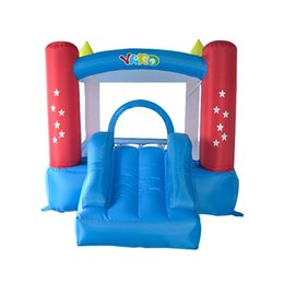 Wholesale Inflatable Bouncer Toys - YARD Hot Selling Mini Inflatable Bouncer Jumper with Blower In Stock
