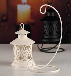Wholesale Candle Work - Europe Style Hollow Out Candle Holders Wrought Iron Candlestick Retro Wedding Creative Household Crafts Decorations Birthday Gift Ornaments