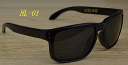 Erkek kadın spor güneş gözlüğü erkek mat siyah kırmızı İmza 9102 moda polarize güneş gözlükleri poli lens kutusu 55mm durumda nereden