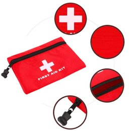 Wholesale Aids Car - Waterproof Travel Kit First Aid Kit Medical Bag Mini Outdoor Camping Travel Car First Aid Kit Box Emergency Survival Gear