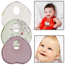 Wholesale Support Pillow Baby Safe - Wholesale- Newborn Baby Infant Anti-roll Support Positioner Head Soft Sleeping Pillow Safe Correct Baby's Sleeping Posture