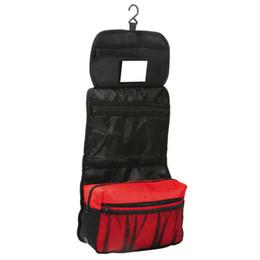 Wholesale Hanging Beauty Organizer - 2017 Hot Travel Portable Wash Toiletry Organizer Beauty Make Up Bag Men 'S Waterproof Hanging Storage Bag Beautician Cosmetic Bag