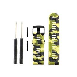 оптовая продажа гарминов Скидка Wholesale-Replacement Watch Bands Strap for Garmin Fenix 3 GPS/Fenix 3 HR GPS Sport Watch With Tools