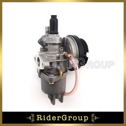 Wholesale Carburetor Stroke - Wholesale- Minimoto Carburetor Air Filter Stack For 2 Stroke 47cc 49cc Engine Parts Chinese Mini Kids ATV Quad Dirt Pocket Bike