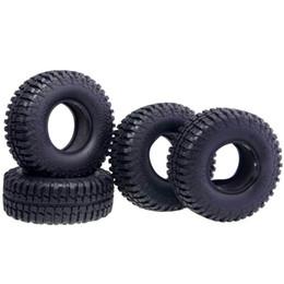 2019 controlador de vuelo cc3d Neumáticos de escalada de goma RC AUSTAR de 1.9 pulgadas con esponja para escalada en roca 1:10 4WD