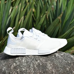 Wholesale R1 11 - 2017 New Arrival Men Women Casual Shoes NMD R1 RUNNER PK Cheap Running Shoes Cheap Sale Outdoor Running Shoes Free Shipping Size 5-11