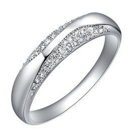 Wholesale Cheap Cute Gift Sets - Rings for Women Fashion Ring 925 Sterling Silver Retro Ring Cute Charms Cheap Weeding Jewelery Gifts J203