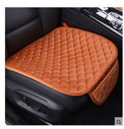 Wholesale Car Seat Cushion Red - Car seat cushion slip-resistant cushion bamboo charcoal cushion four seasons comfortable fashion seat cover
