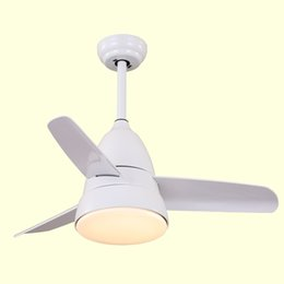 Wholesale Mr16 Led Wide - Modern Decorative DC Ceiling Fan Light Ceil Fan with Remote Control Wide range AC 110 to 240v