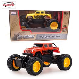 Wholesale Rc 4x4 Trucks - Large Size 4WD RC Cars Rock Crawler Off Road Truck Machine On The Radio Control Remote Control Toys 4x4 Drive Toys For Boy 59100