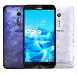 Wholesale Intel Store - ASUS Zenfone 2 Deluxe ZE551ML Android5.0 4G Smartphone 5.5inch Intel Atom Z3580 Quad Core 4GB RAM 64GB ROM 13.0MP MobilePhone