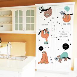 Wholesale Kindergarten Wall Murals - 2017 New Designs 60*90cm Wall Stickers DIY Art Decal Removeable Wallpaper Mural Sticker for Kids Room Kindergarten