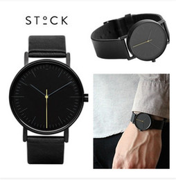 Wholesale Business Casual Hombre - Montre Femme Women's Watch Fashion Casual Mens Watches Top Brand Luxury Leather Business quartz-Watch military sports watches Reloj Hombre