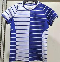 Wholesale Summer Sportswear Women - New table tennis   badminton wear summer shirt men   women shirt + shorts sportswear breathable quick dry shirt leisure tennis