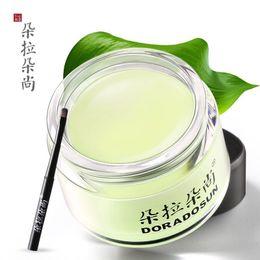 Wholesale Green Tea Films - Doradosun lip film green tea daily nourishing exfoliating lip moisturizing dilute the lip balm for men and women available
