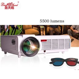 Projecteur LED Portable Full HD 1080P Home Cinéma Vedio ? partir de fabricateur