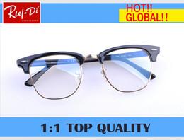 176dff800d9b3 lunette design lunette optique Promotion 2017 nouveau concepteur club  Hommes Femmes Optique monture de lunettes de