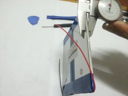 Wholesale Tablet Ion - 7.4V 10000mAH 40120130 PLIB (polymer lithium ion battery   cell ) Li-ion battery for,sanei,ainol tablet pc