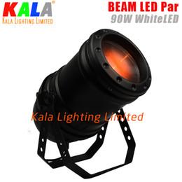Wholesale optical stages - High Performance DJ Stage Innovative Optical Lens Design Beam Effect PAR Can With Color Wheel 90W LED Beam Par Light