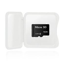 Wholesale Gb Sd Memory Cards - Memory Card Micro SD Card 16GB SD MicroSD TF Card Micro SD Memory Full Capacity 16 GB CE FCC certification