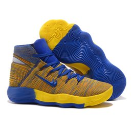 Wholesale Hot Boots For Men - 2017 Hot Sale Hyperdunk Paul George Basketball Shoes For Men High Quality Athletics Sneakers Sport Outdoor Boots Size 7-12 Free Shipping