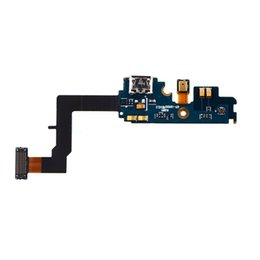 Wholesale Galaxy S2 Charger Flex - A USB Connector Charger Port Dock Charging Flex Cable For Samsung Galaxy S2 i9100 free shipping