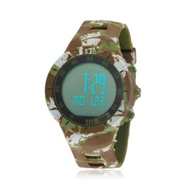 Wholesale Ohsen Military Watch - OHSEN Military Army Type Mens Womens Watches Field survival Digital Quartz Rubber Band Wrist Watch AD1615